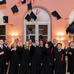Bild: Akademische Masterfeier - MBA XV/ 2017